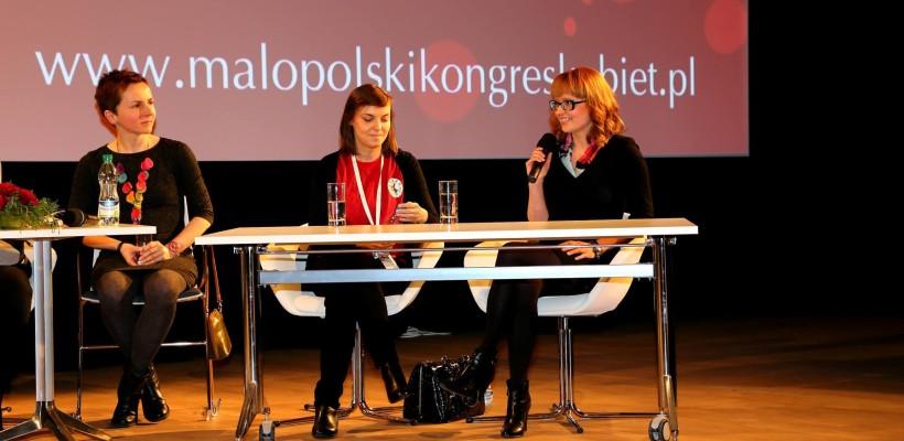 II Małopolski Kongres Kobiet, fotorelacja