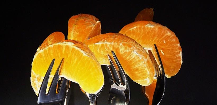 Mandarynkowy sposób na szczupłą sylwetkę