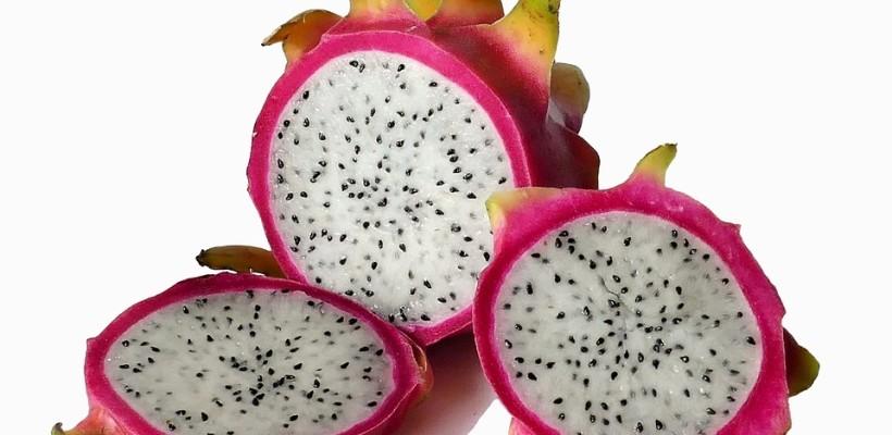 Najpiękniejszy owoc egzotyczny