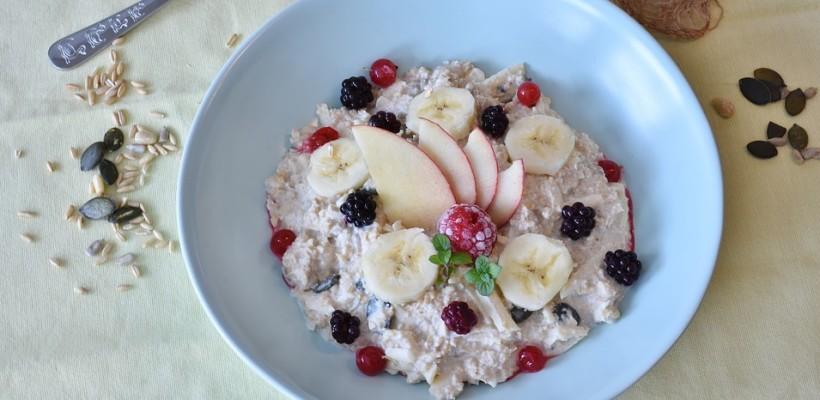 Owsianka – trzeci z najzdrowszych pokarmów świata