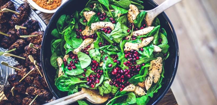 Szpinak: zielona wersja zdrowia