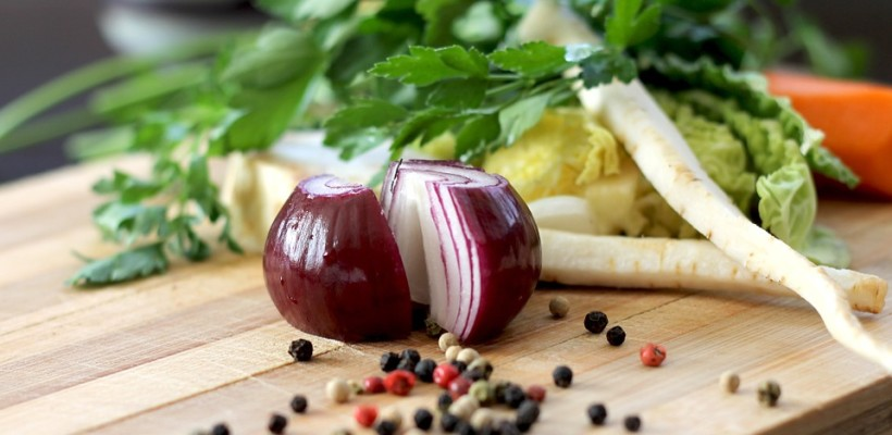 Siedem warzyw w jesiennym menu