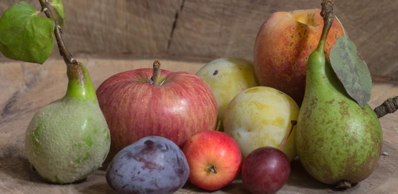 Jesień: czas na owoce sezonowe