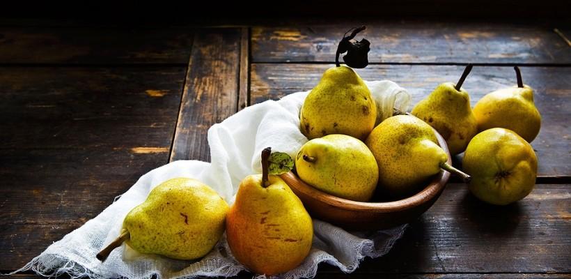 Gruszka: owoc stworzony dla kobiety