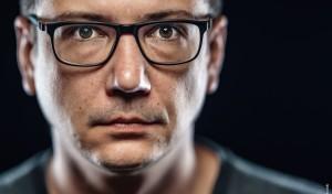 Paweł Lęcki - autor Dawid Linkowski
