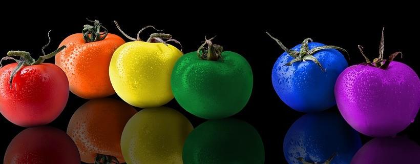 """""""Tęczowe"""" jedzenie wspiera komórki mózgowe i redukuje ryzyko chorób serca. Jedz kolorowo"""